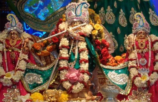 Sri Krishna Bhagwan