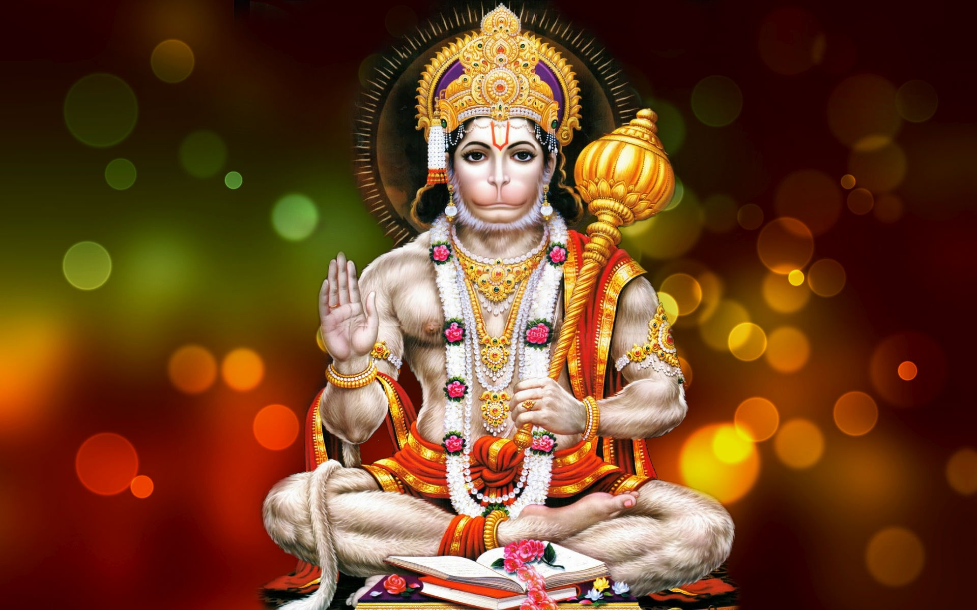 When Hindu Lord Hanuman Threatened Iconoclastic Muslim Ruler
