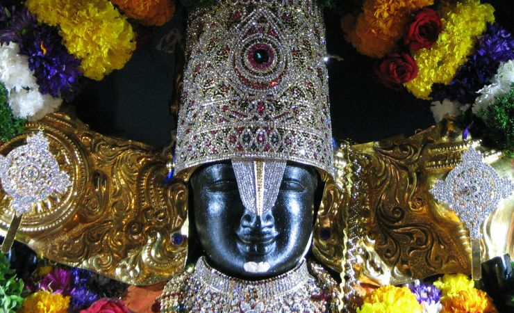 Holy-Lord-Sri-Venkateswara