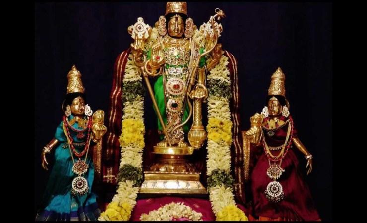 Lord Tirupati Balaji