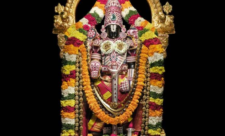 Lord Sri Venkateswara