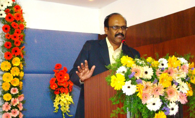 Sriram Sir Just Before The Commencement Of That Miracle