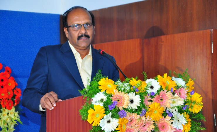 Sriram Sir Speech