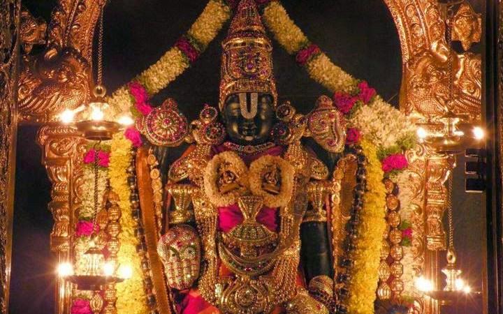 Tirumala Sri Venkateswara