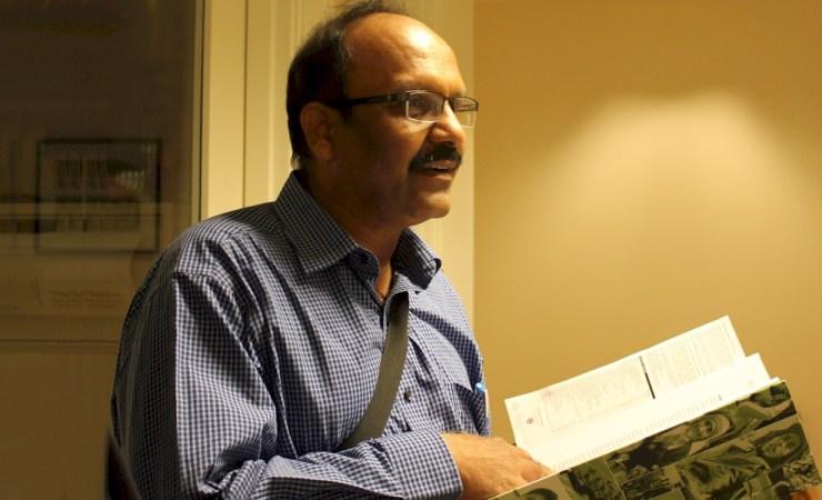 Sriram Sir At Harvard