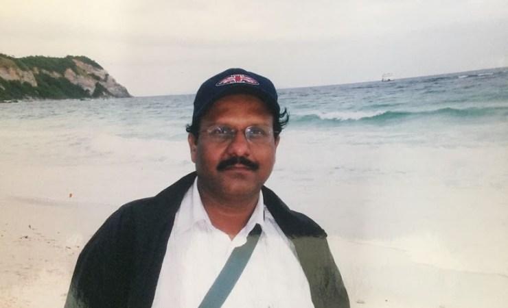 Sriram Sir In Chennai