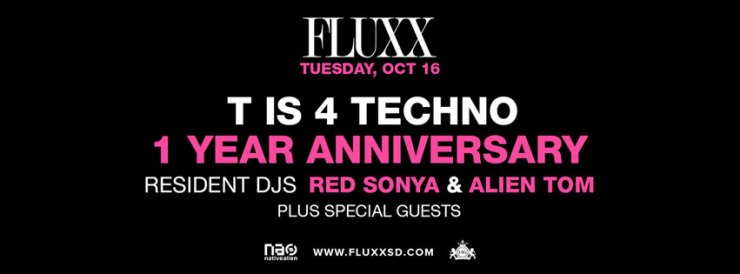 T is 4 Techno Anniversary Party