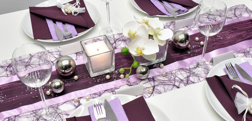 Blumendeko Fur Lila Hochzeit Tischdeko Tips
