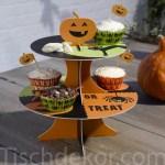 Halloween Kuchenständer