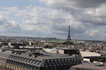 Paris mit meinem Schatz