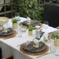 Grillabend Tischdekoration