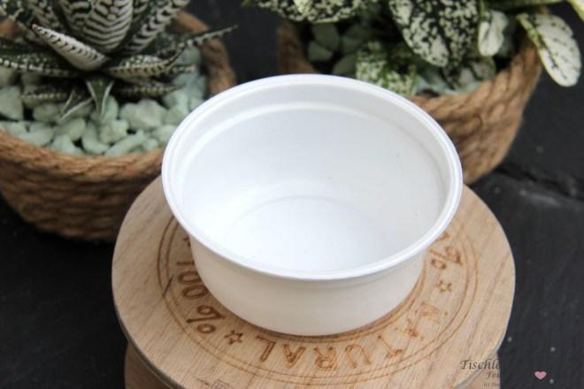 Joghurtbecher, Upcycling Idee für Sukkulenten