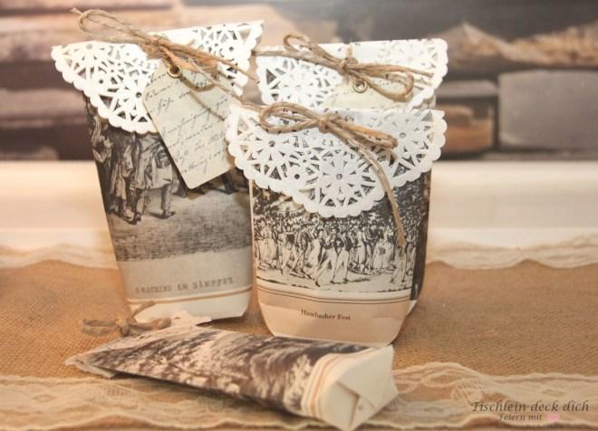 Gastgeschenkidee nachhaltig zur Hochzeit