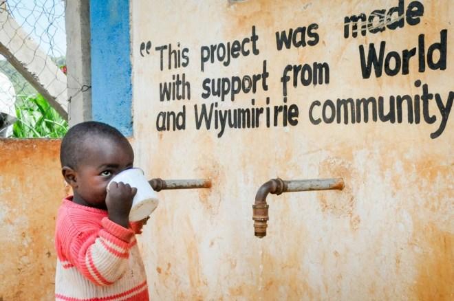 Kinderpatenschaft bei World Vision