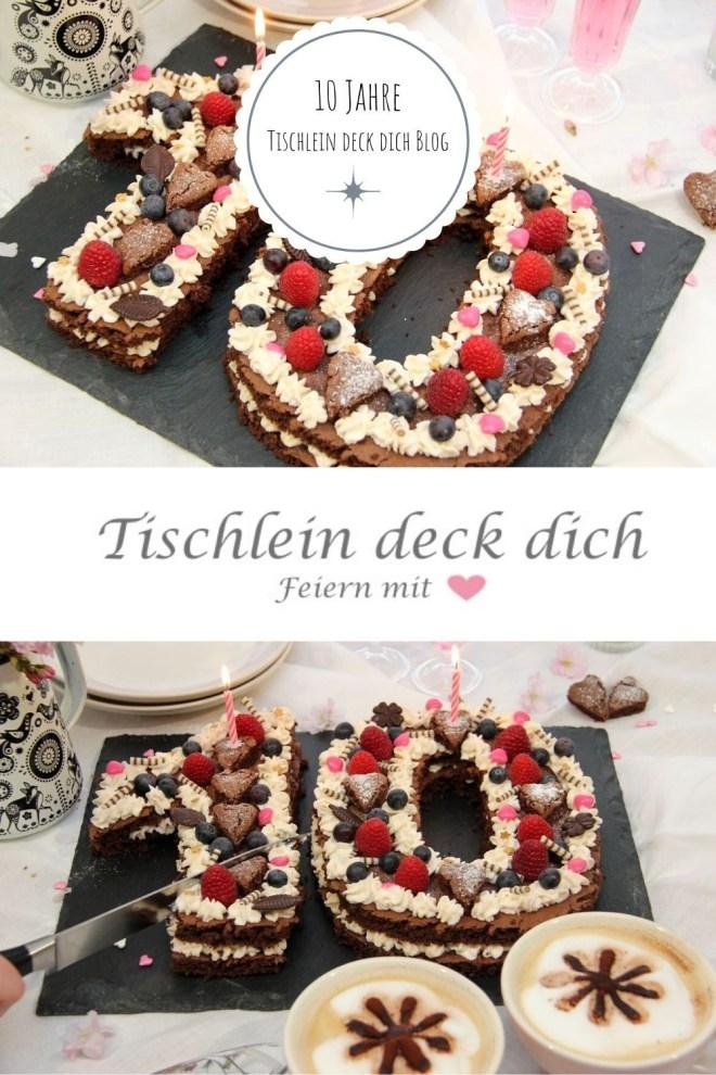 Pinterest Pin Tischlein deck dich Blog Geburtstag