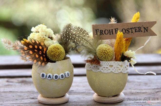 Gastgeschenk zu Ostern
