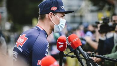 Mathieu Van der Poel Etape 2 Tour de France