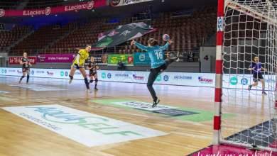 Le Brest Bretagne Handball s'incline à Rostov