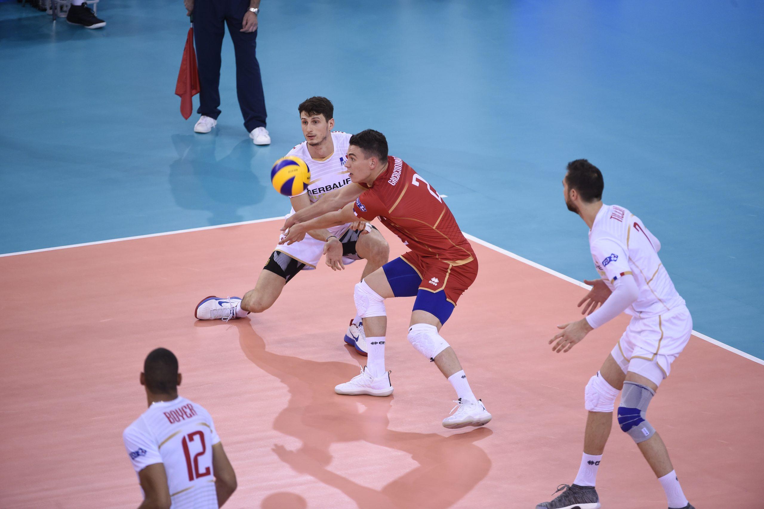 Volley : Les Bleus vont-ils remporter une médaille ?