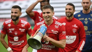 Football : Ce qu'il faut retenir du passage de Romain Perraud au Stade Brestois