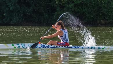 Kayak : Léa Jamelot se confie avant le début des JO