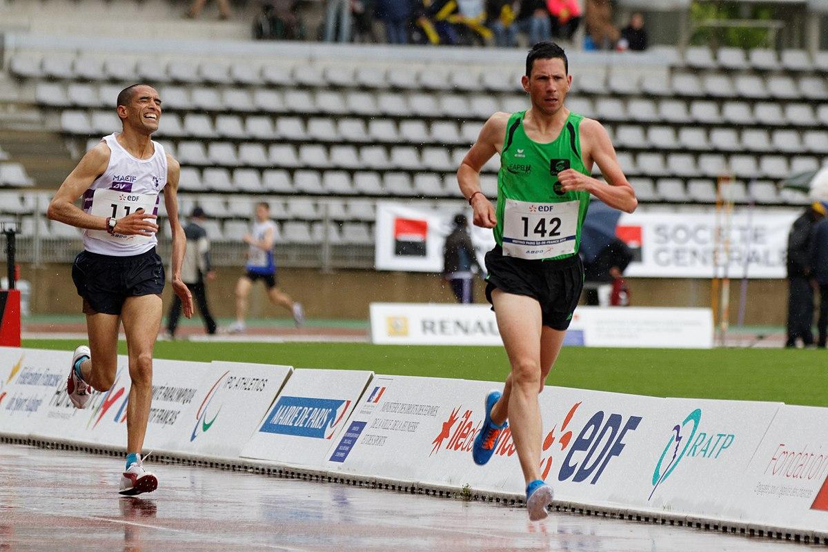 Athlétisme : Zoom sur Louis Radius