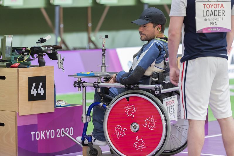 Jeux Paralympiques : Tanguy de La Forest espère remporter une médaille