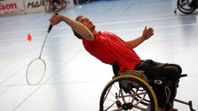 Davide Toupé vise des médailles aux Jeux Paralympiques