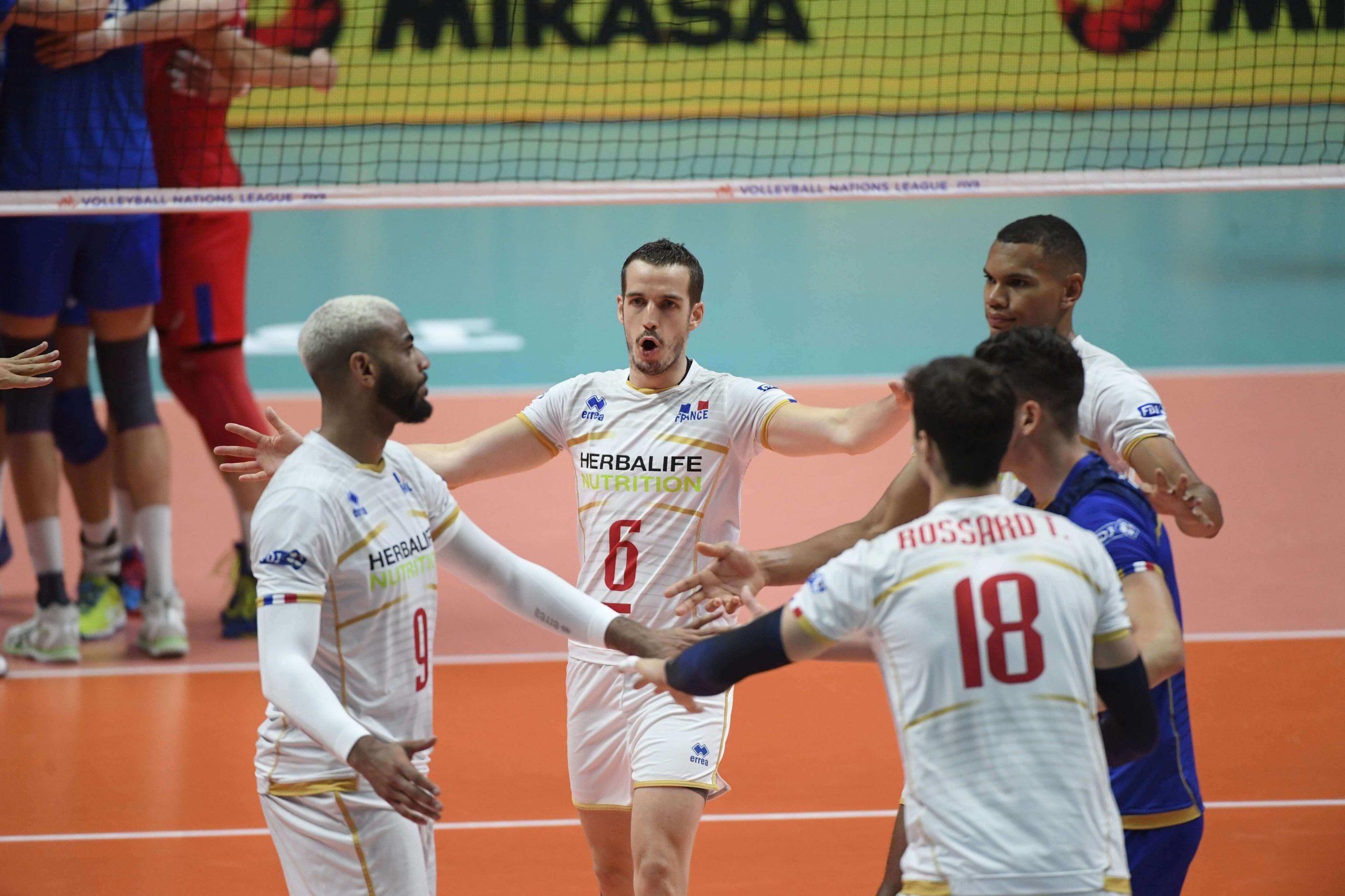 Volley : La France est en demi-finale des Jeux Olympiques