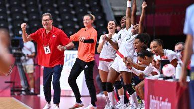 Handball : la France championne olympique
