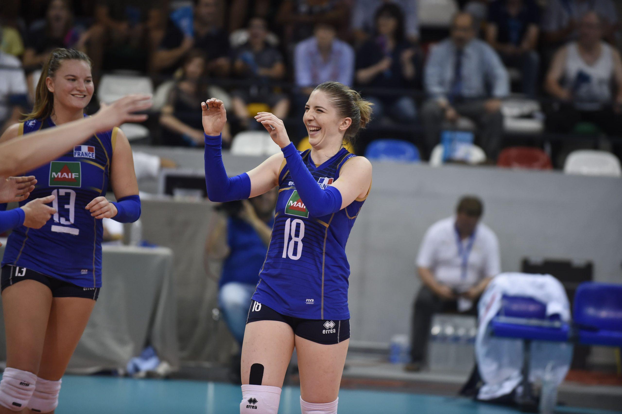 Volley : Equipe de France volley lance son Euro