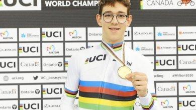 Cyclisme : Alexandre Léauté sacré champion paralympique