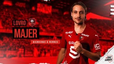 Stade Rennais : Lovro Majer débarque au club