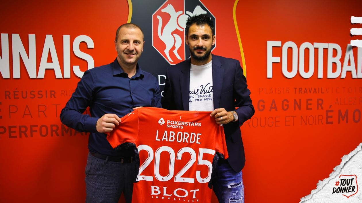 Ligue 1 : Gaëtan Laborde, nouveau buteur du Stade Rennais
