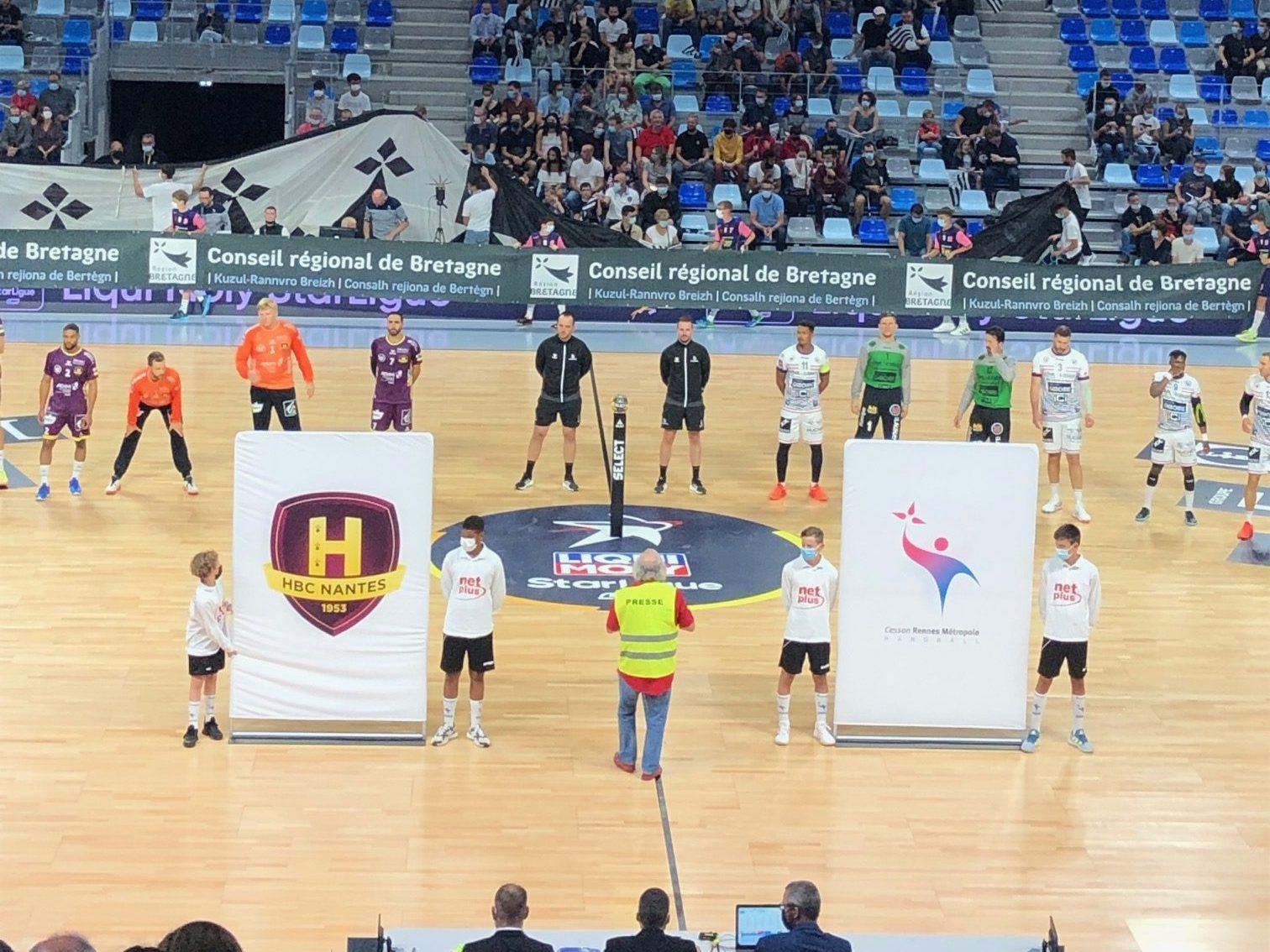 Handball - Coupe de la Ligue : Présentation match Cesson - Nancy