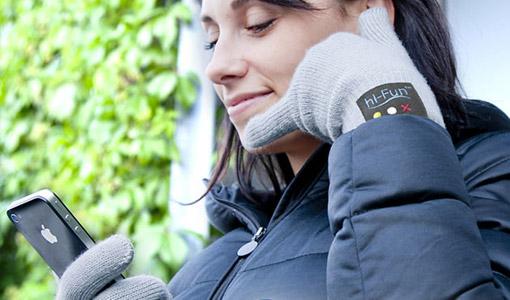 guanti bluetooth