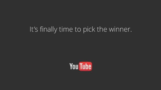 YouTube-winner