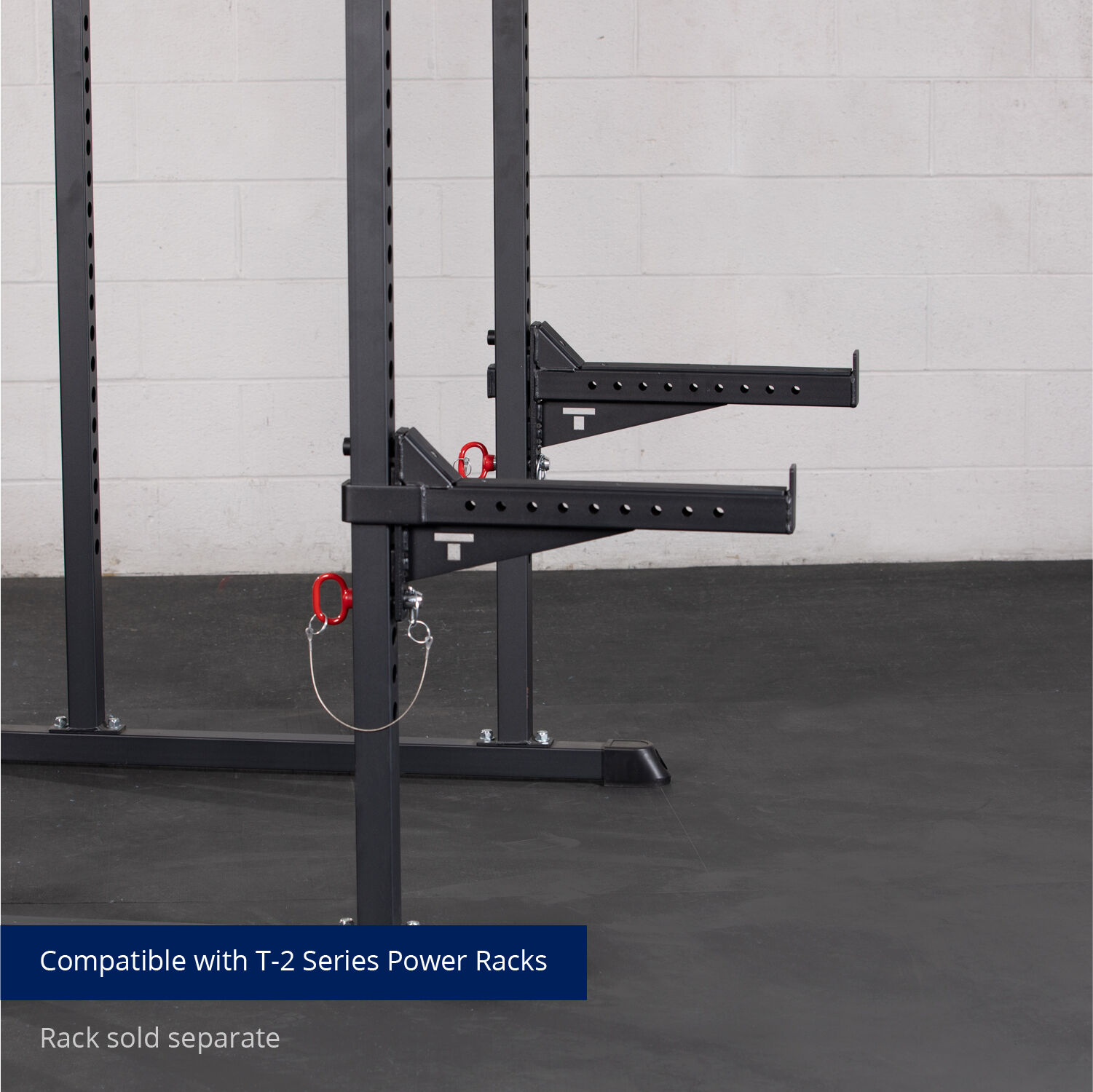 t 2 series spotter arms