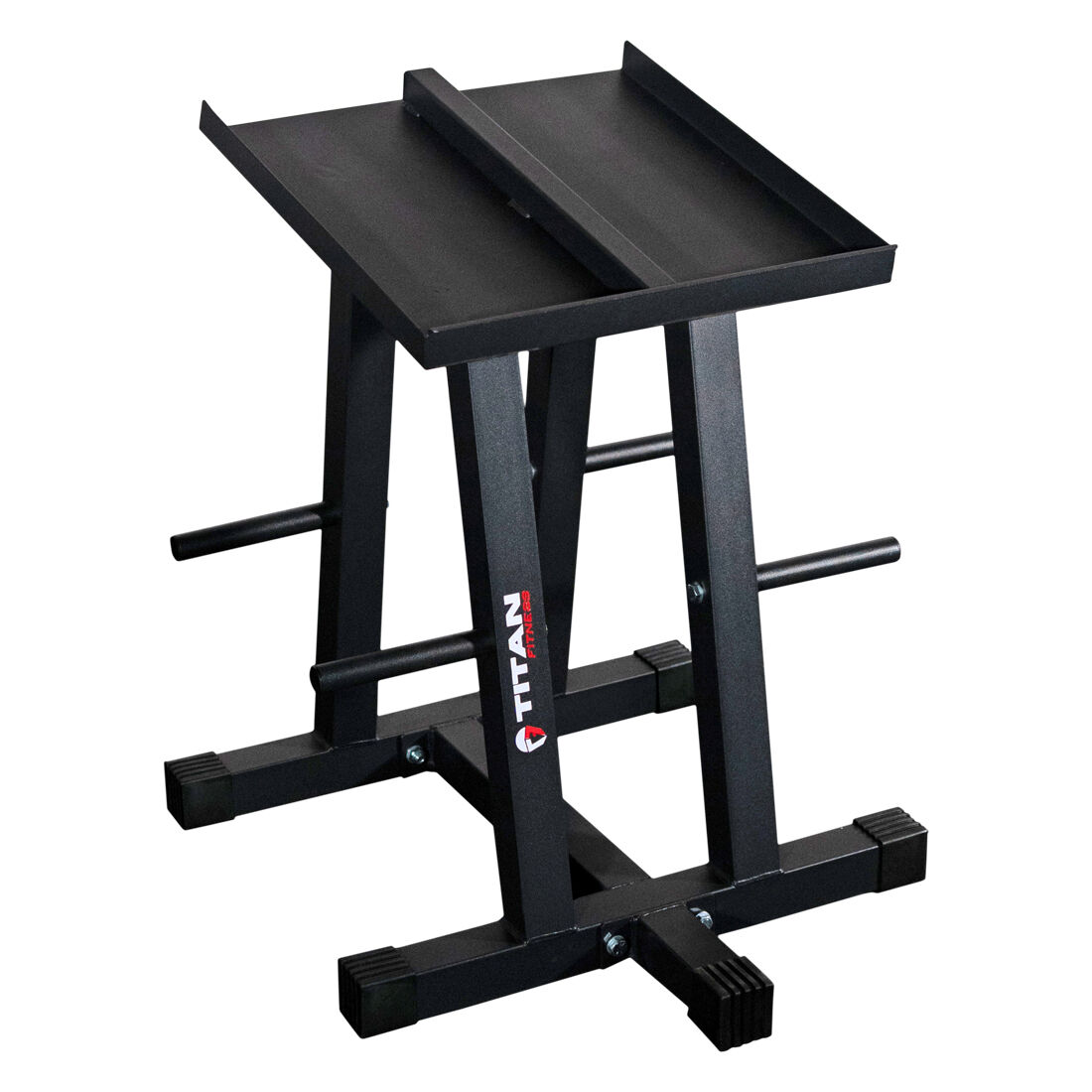 dumbbell stand and plate tree power block v3
