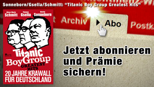 Hk Archiv Titanic Das Endgultige Satiremagazin