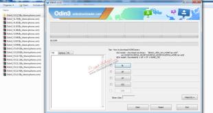 تحميل جميع اصدارات برنامج Odin لتفليش الرومات الرسمية لهواتف سامسونج