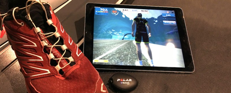 Zwift Running