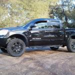 Rough Country 3 Inch Levelling Lift Review Update Nissan Titan Forum