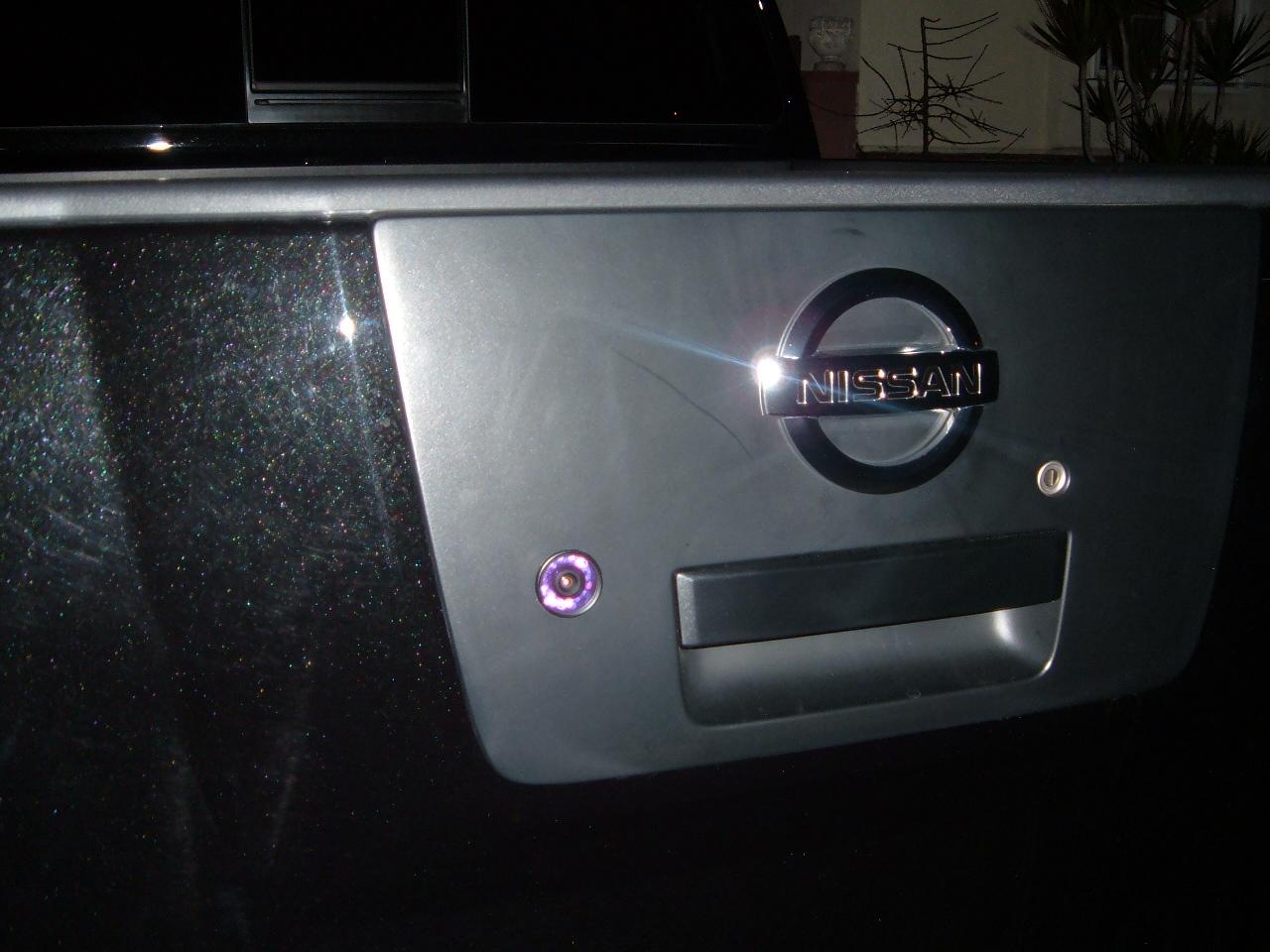 Backup Camera Nissan Titan Forum