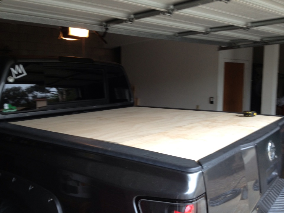 Nissan Titan Forum Custom Bed Cover