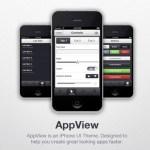 AppView - iPhone App UI