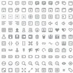 Batch - A 300 Piece Icon Kit For Web & UI Design