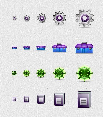 By People APPLICATIONS ICONS