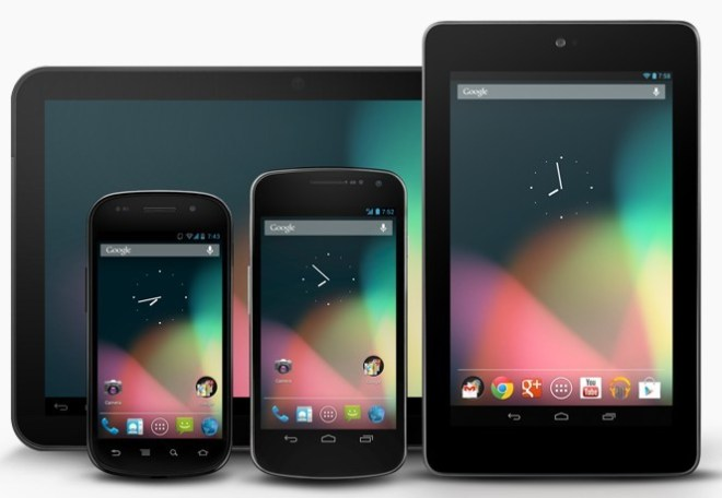 Official Android 4 UI Kit