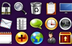 15 High Quality Web Icons